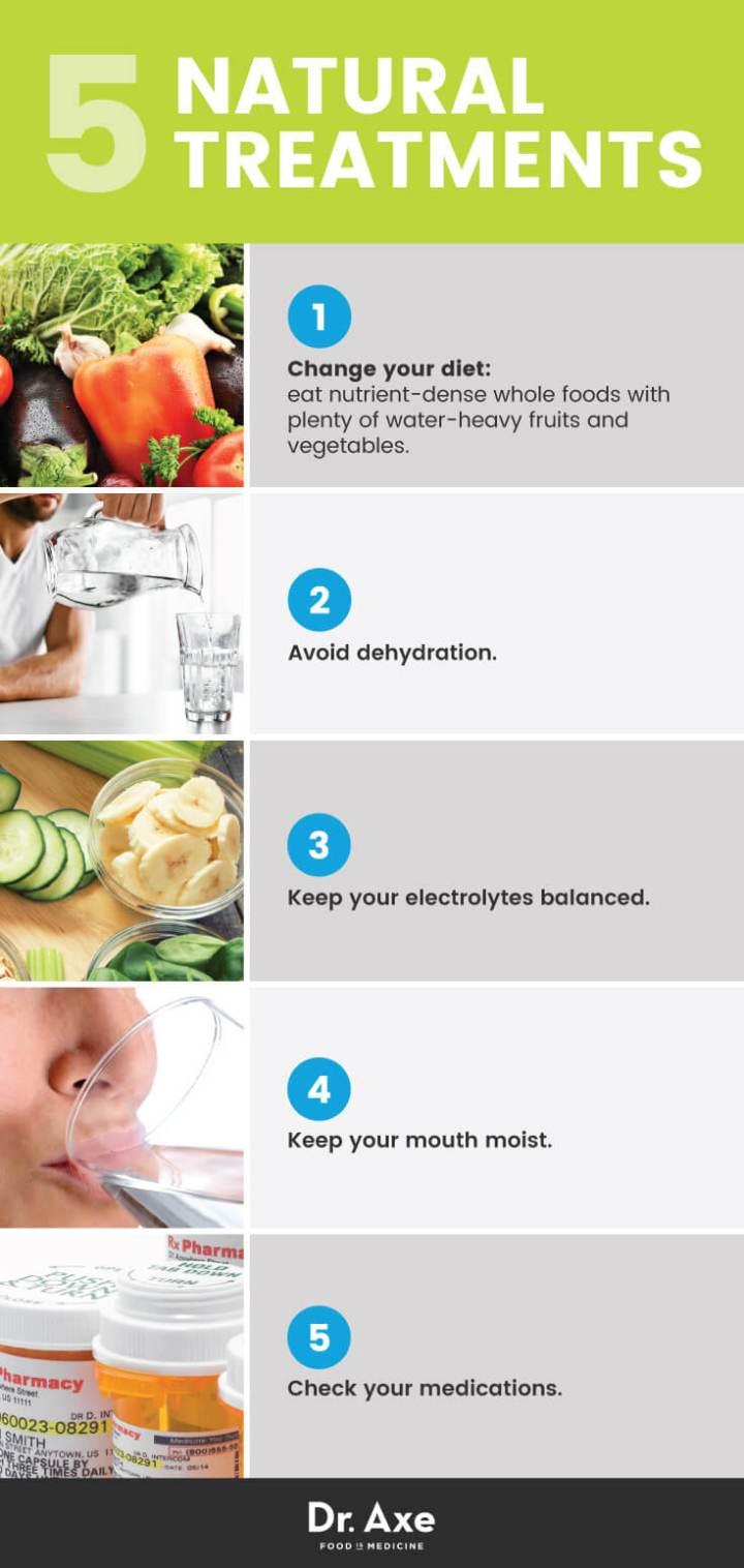 5 natural diabetes insipidus treatments