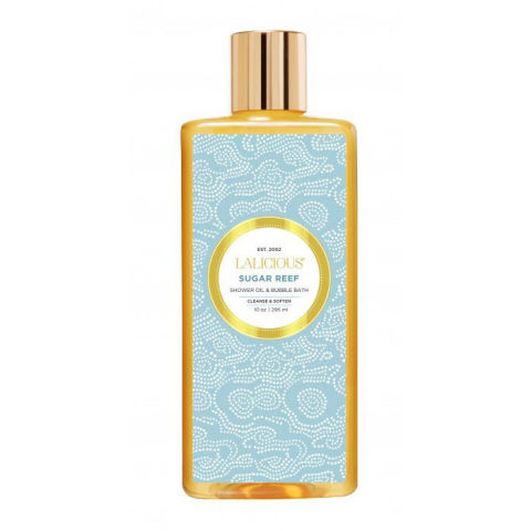 Lalicious Sugar Reef Shower Oil & Bubble Bath