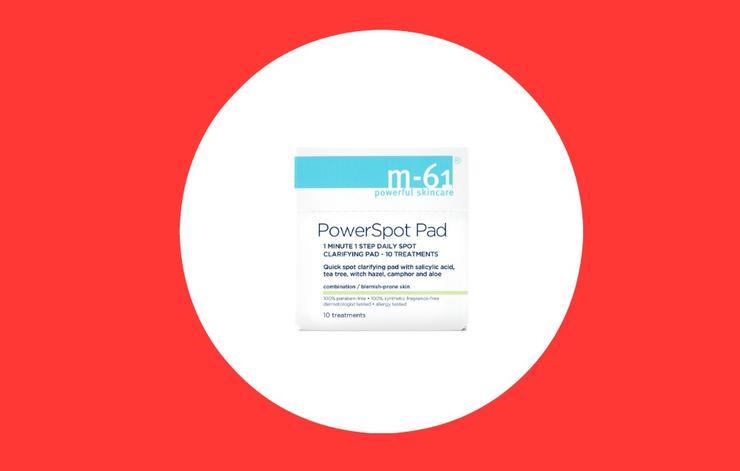 M-61 Powerglow Peel Pads