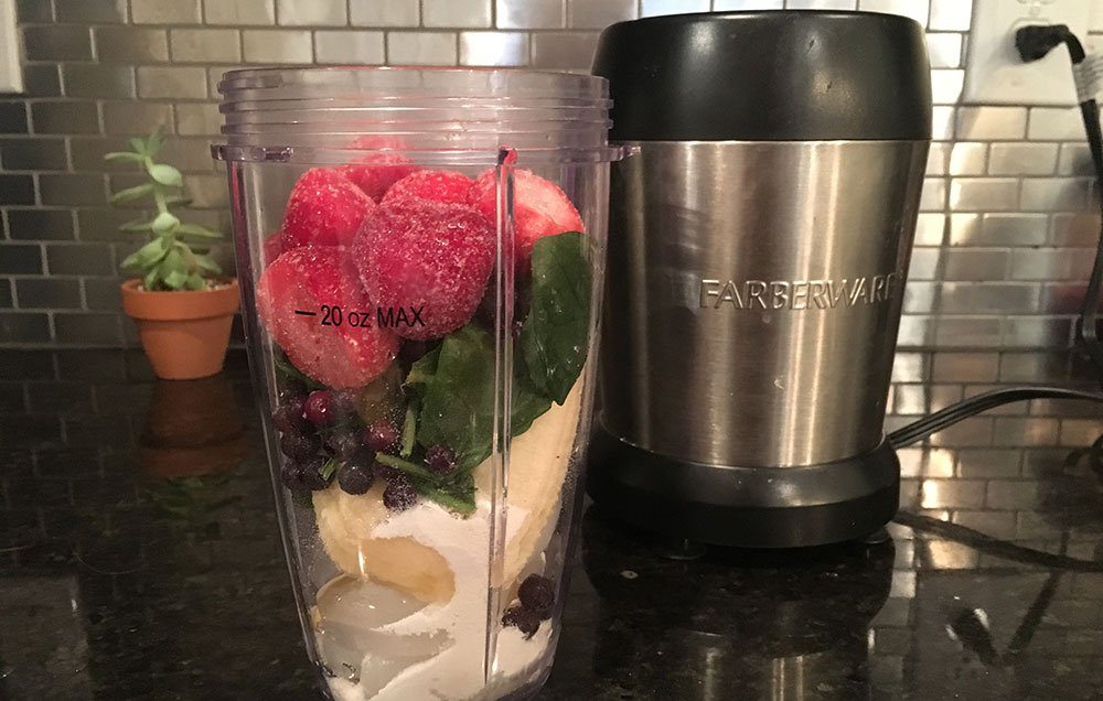 frozen fruit for smoothie