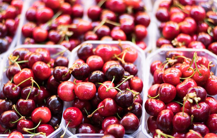 How to buy cherries
