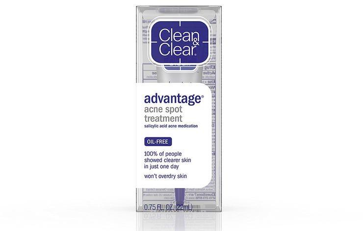 Clean and Clear Advantage Acne Spot Treatment