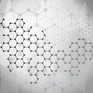 Grey Molecules Model
