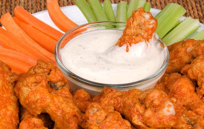 LUNCH FOOD TO AVOID: RANCH DIP