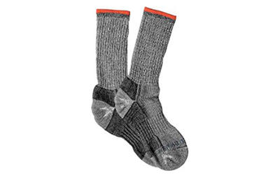 Best for Colder Days: United by Blue Trail Socks