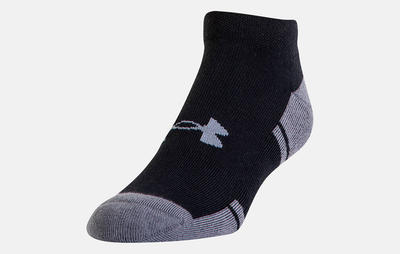 Best Low-Cut Socks: UA Resistor III Lo Cut