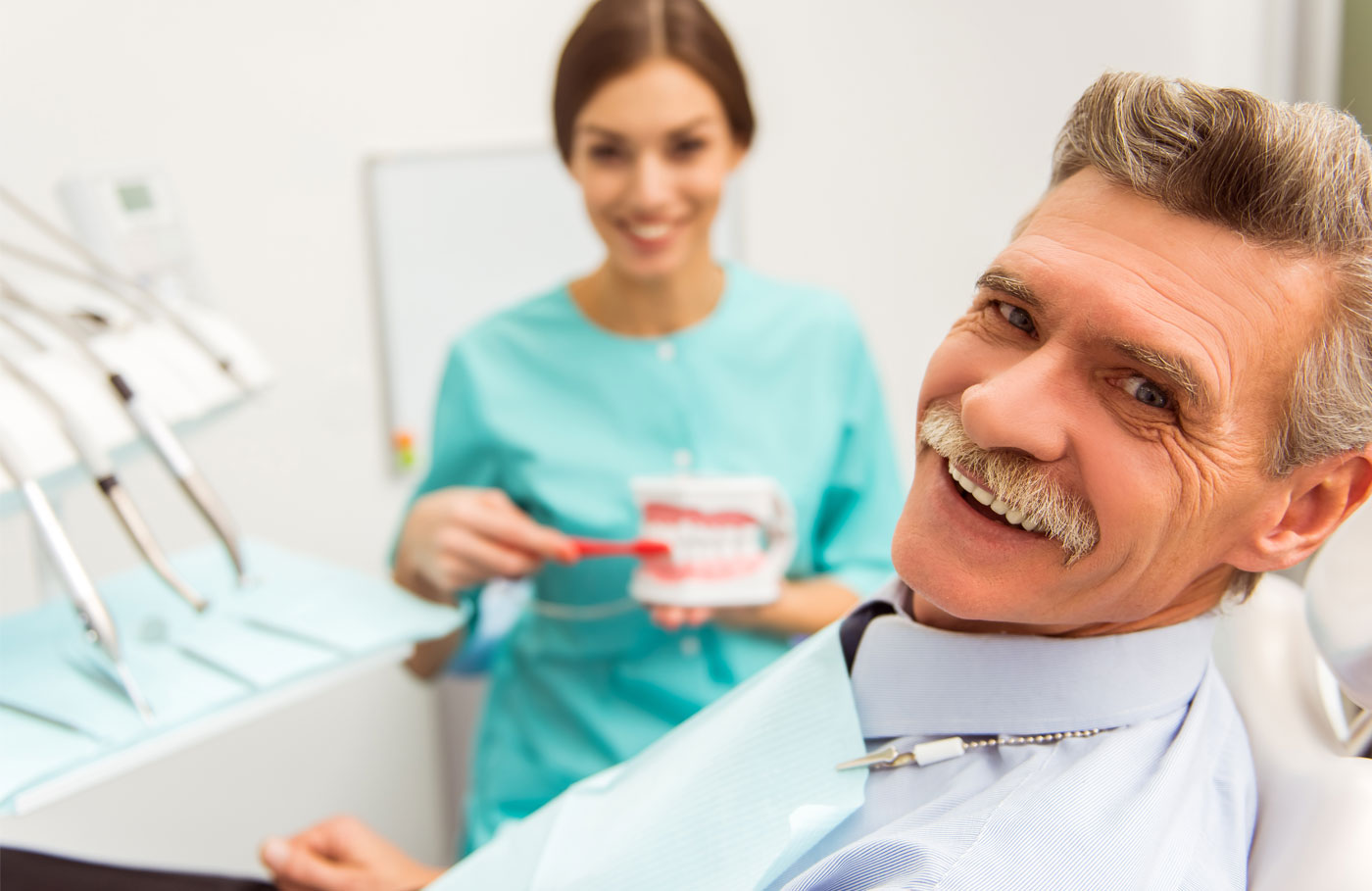 5 Things Your Dentist Wants You To Know—But Will Never Tell You