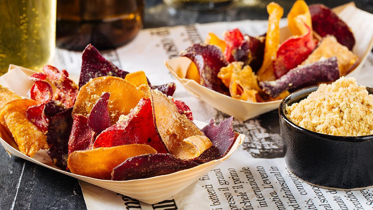 How To Make Vegetable Chips — General Health Magazine