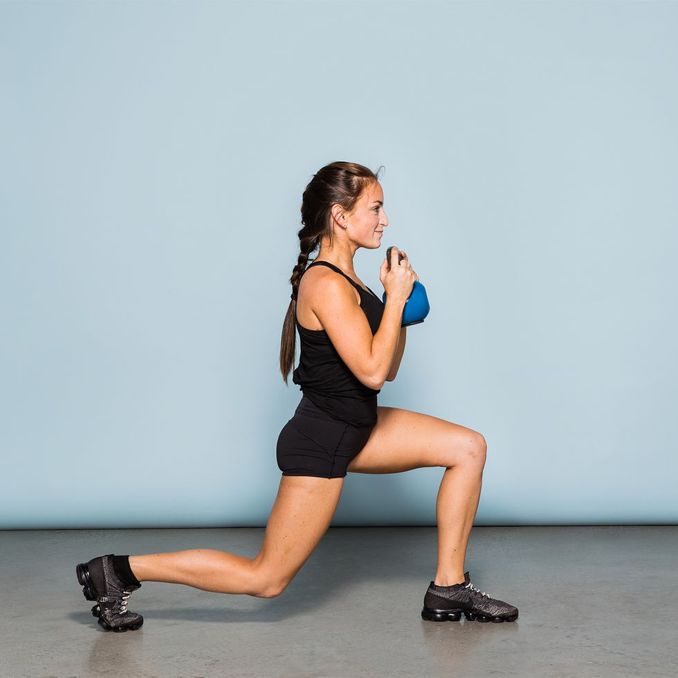 How To Properly Do A Reverse Lunge Exercise General