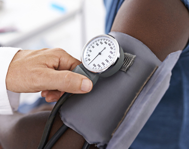 Causes and risk factors for hypertension