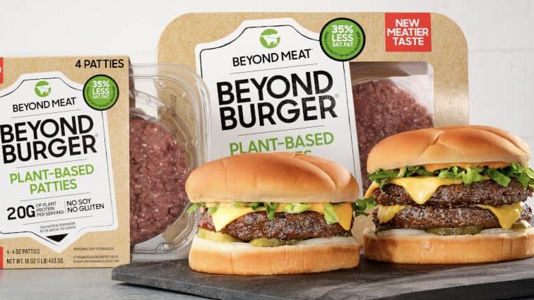 new beyond burger mens health review